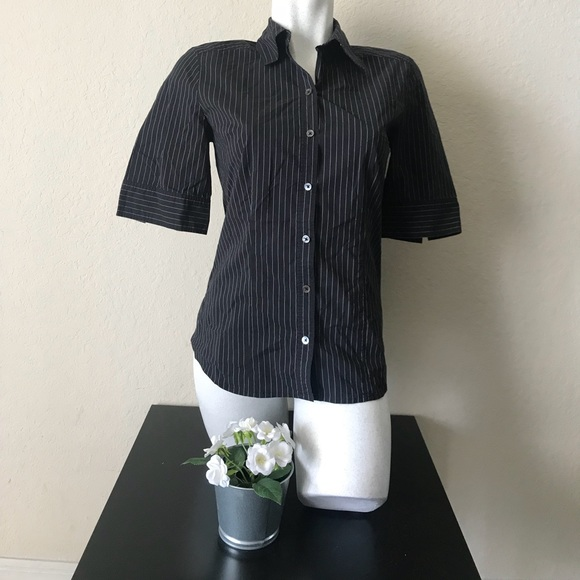 4042e5b60 Express Tops | Women Button Down Shirt Size 10 | Poshmark